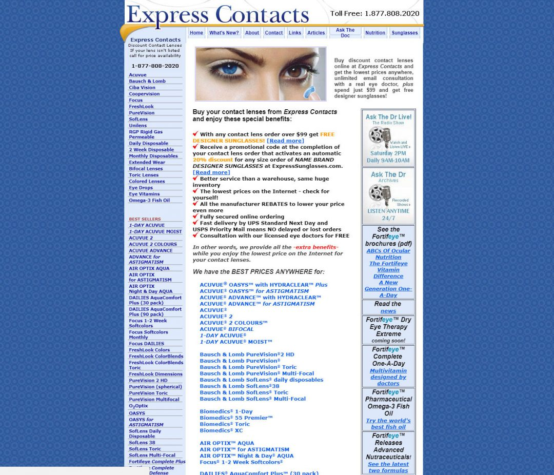 Express Contacts