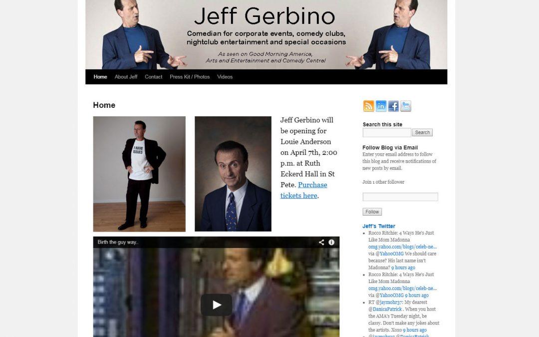 Jeff Gerbino