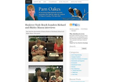 Pam Oakes