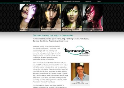 Tecnicolors Salon