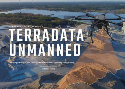 Terradata Unmanned